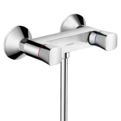 Hansgrohe - Logis 2 Handle Manual Bar Shower Valve