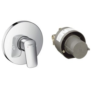 Hansgrohe - Logis Concealed Manual Valve for 1 Outlet Set