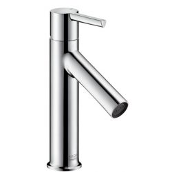 Axor Hansgrohe - Starck Basin Mixer 210 Lever Handle With Pop Up Waste - Chrome