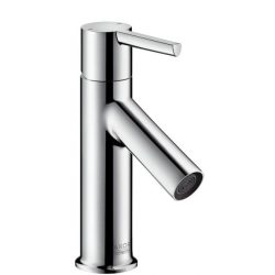 Axor Hansgrohe - Starck Basin Mixer 180 With Lever Handle - Chrome