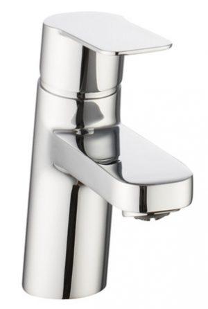 Crosswater - Kelly Hoppen Zero 6 Basin Mixer without Waste - Chrome