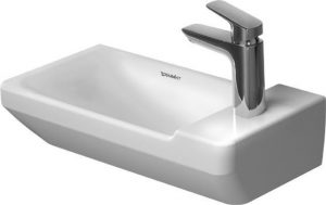 Duravit - P3 Comforts Handrinse Basin 500mm With 1TH - White