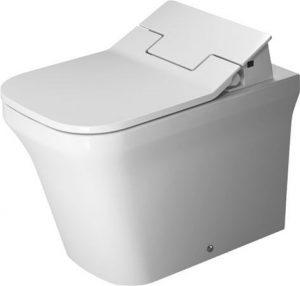 Duravit - P3 Comforts Toilet Floorstanding 600mm Washdown Back To Wall - White