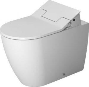 Duravit - ME By Starck Toilet Floorstanding 600mm Washdown BTW - White