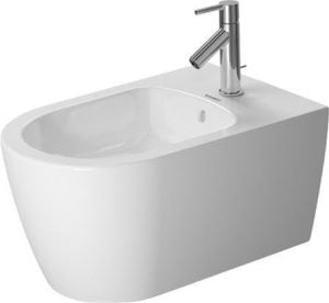 Duravit - ME By Starck Bidet Wall Mounted 570mm 1TH - White