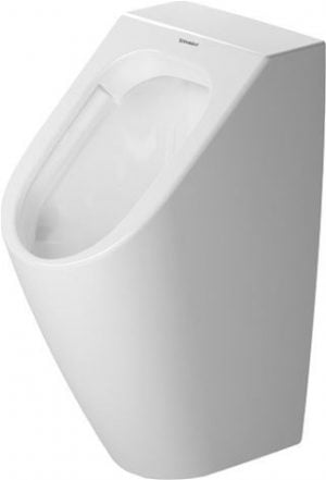 Duravit - ME By Starck Urinal Rimless With Concealed Inlet - White