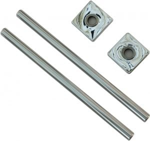 JIS Sussex - Square Pipe Kit - Polished