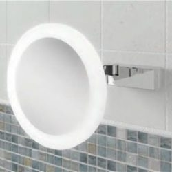 HiB - Libra Magnifying Mirror Ø20cm - Mirror