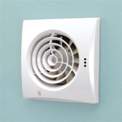 HiB - Hush T Fan 15.8 x 15.8 x 3cm - White
