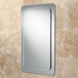 HiB - Almo Rectangular Mirror 60 x 40cm - Mirror