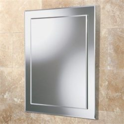 HiB - Olivia Rectangular Mirror 60 x 40cm - Mirror