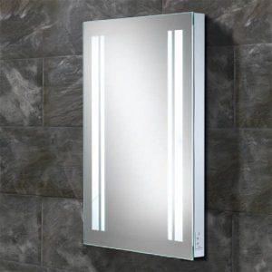 HiB - Nexus LED Backlit Mirror 80 x 45 x 5.5cm - Mirror