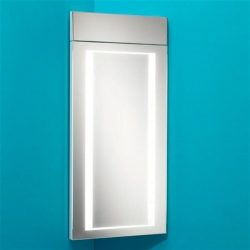 HiB - Minnesota Single Door Corner Cabinet 30 x 63 x 18cm - White Gloss