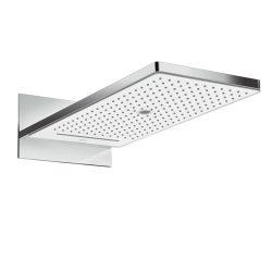 Hansgrohe - Rainmaker Select 580 3Jet Overhead Shower - White/Chrome