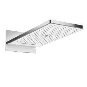 Hansgrohe - Rainmaker Select 580 3Jet Overhead Shower - White/Chrome