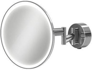 HiB - Eclipse Round Magnifying Mirror Ø20cm - Mirror