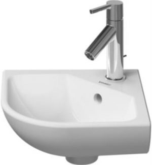 Duravit - Me By Starck Handrinse Basin Corner Model 500mm