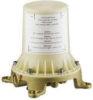 Hansgrohe - Starck Basic Set For Floorstanding Bath Mixer