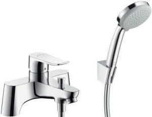 Hansgrohe - Metris Rim Mounted Bath Shower Mixer