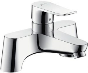 Hansgrohe - Metris Rim Mounted Bath Mixer