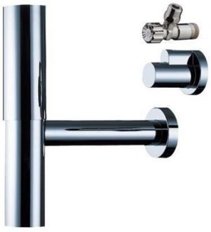Hansgrohe - Flowstar Design Set With Angle Valves