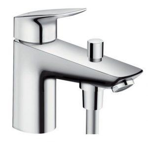 Hansgrohe - Logis EcoSmart Monotrou Single Lever Bath and Shower Mixer
