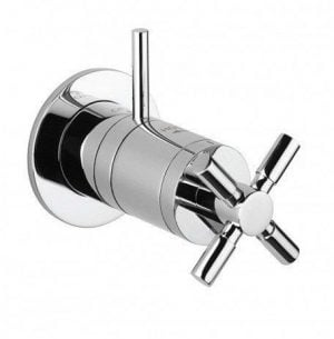 Crosswater - Totti Mini Concealed Thermostatic Shower Valve - Chrome