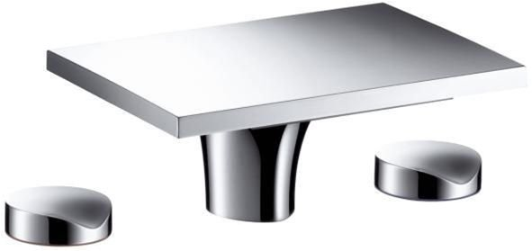 Axor Hansgrohe - Massaud 3-Hole Basin Mixer - Chrome