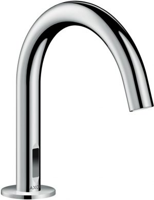 Axor Hansgrohe - Uno Electronic Basin Mixer With Temperature Control - Chrome
