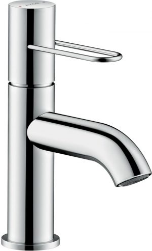 Axor Hansgrohe - Uno Single Lever Basin Mixer 70 Loop Handle Without Waste - Chrome
