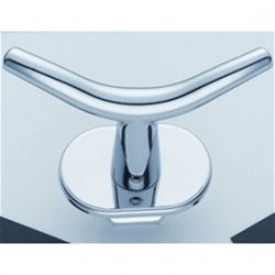 Zehnder - Premier Double Hook - Magnetic - Chrome