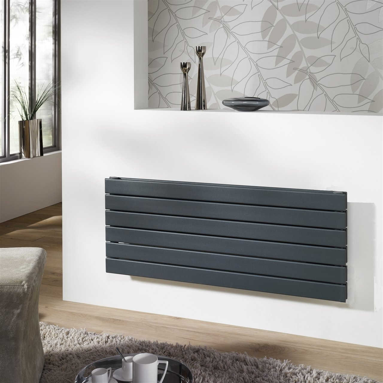Zehnder - Roda Horizontal Single Radiator 592(H) x 1200(W)
