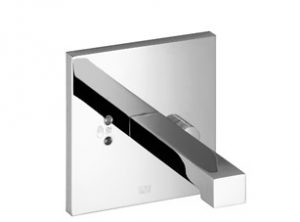 eMote Square Wall Mounted Infrared Electronic Basin Mixer