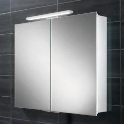 HiB - Neutron Cabinet 60 x 70 x 12.5cm - Aluminium
