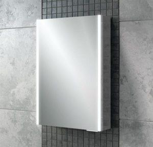 HiB - Xenon 50 Cabinet 50.5 x 70 x 13cm - Mirror