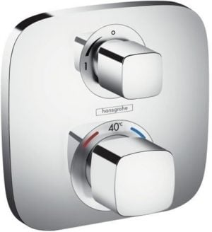 Hansgrohe - Ecostat E Concealed Thermostatic Valve for 1 Outlet