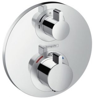 Hansgrohe - Ecostat S Concealed Thermostatic Valve for 1 Outlet