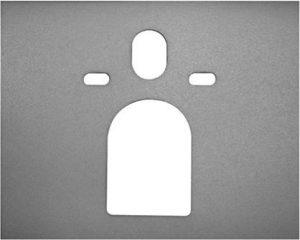 Duravit - Starckx/ Starck 1 Noise Reduction Gasket