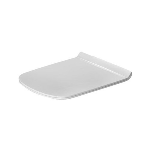 Duravit - DuraStyle Toilet Seat for Certain Models, without Soft Close