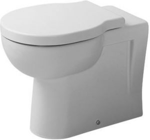 Duravit - Foster Floorstanding Toilet For Independent Water Supply - White