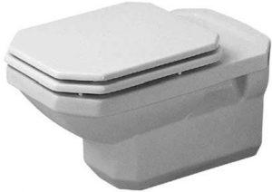 Duravit - 1930 Series Wall Mounted Toilet - White