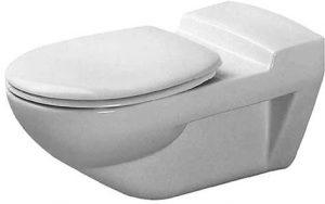 Duravit - Architec Toilet Wall-Mounted 700mm Washdown - White