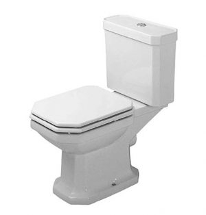 Duravit - 1930 Series Close Coupled Toilet - White