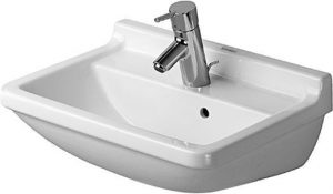 Duravit - Starck 3 Washbasin 500mm - White