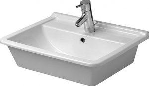 Duravit - Starck 3 Vanity Basin 560mm Countertop Model - White