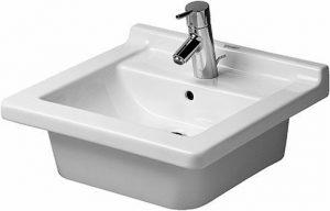 Duravit - Starck 3 Furniture Washbasin 48cm With Overflow - White