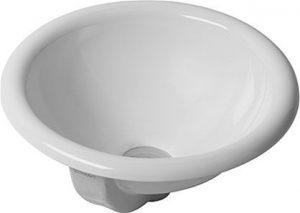 Duravit - Architec Vanity Basin 400mm Circular - White