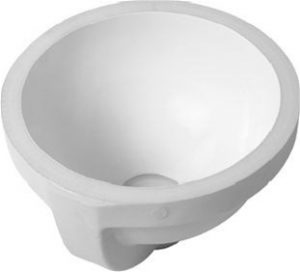 Duravit - Architec Undercounter Basin 270mm Circular - White