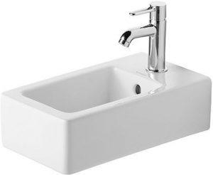 Duravit - Vero Handrinse Basin 250mm 1TH - White