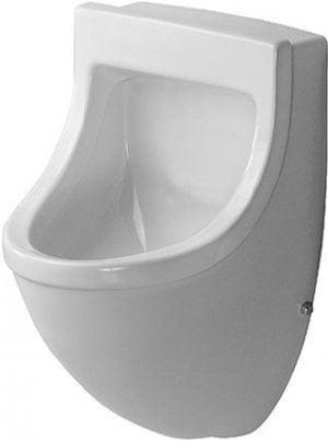 Duravit - Starck 3 Urinal Concealed Inlet - White